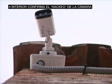 La cámara que vigila el chalet de Iglesias y Montero fue pirateada: el vídeo se emitía en directo por Internet