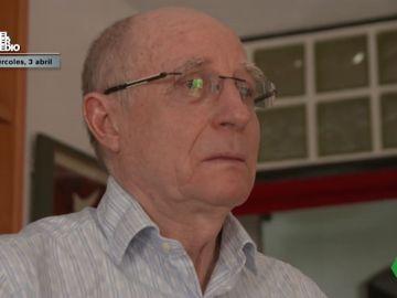 """Así habló Ángel Hernández ante las cámaras de El Intermedio tras ayudar a morir a su mujer: """"No es solo doloroso por la pérdida, es que lo he tenido que hacer yo"""""""