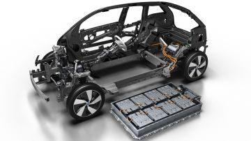 BMW i3 eléctrico