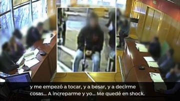 El testimonio de la víctima de la 'Manada de Sabadell'