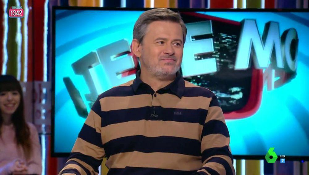 Miki Nadal pide perdón por hacer un chiste sobre terneros en Zapeando