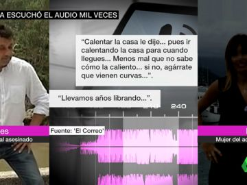 Sale a la luz la grabación en la que Pedro Nieva descubrió la infidelidad de su mujer con Javier Ardines