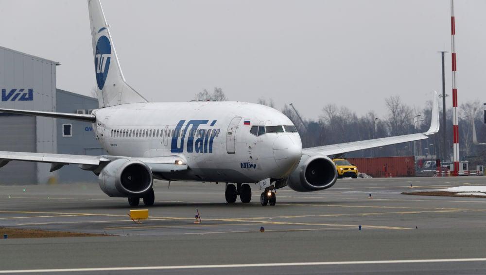 1d495a7cef6 El avión del Zalgiris aterrizó de emergencia en Getafe tras el ...