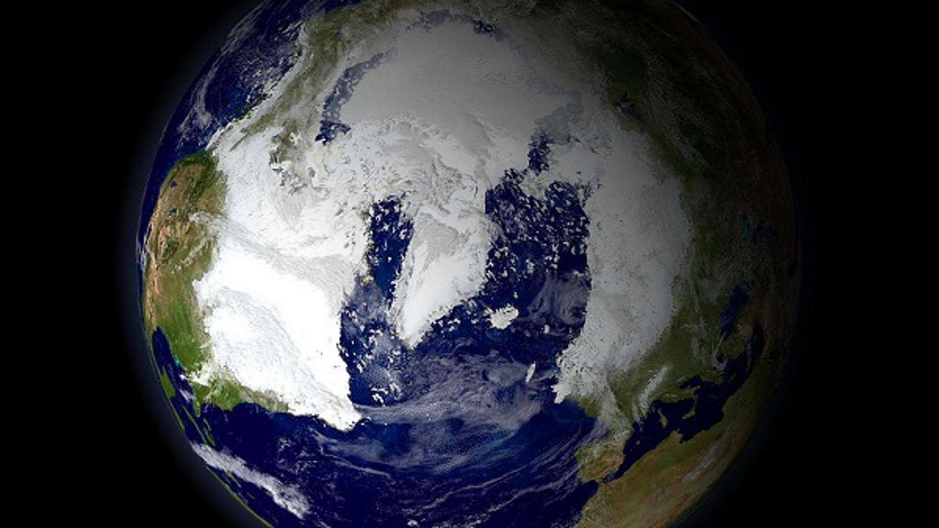 Las temperaturas globales se volvieron más frías y las capas de hielo se extendieron por el planeta durante este particular periodo del Cuaternario.