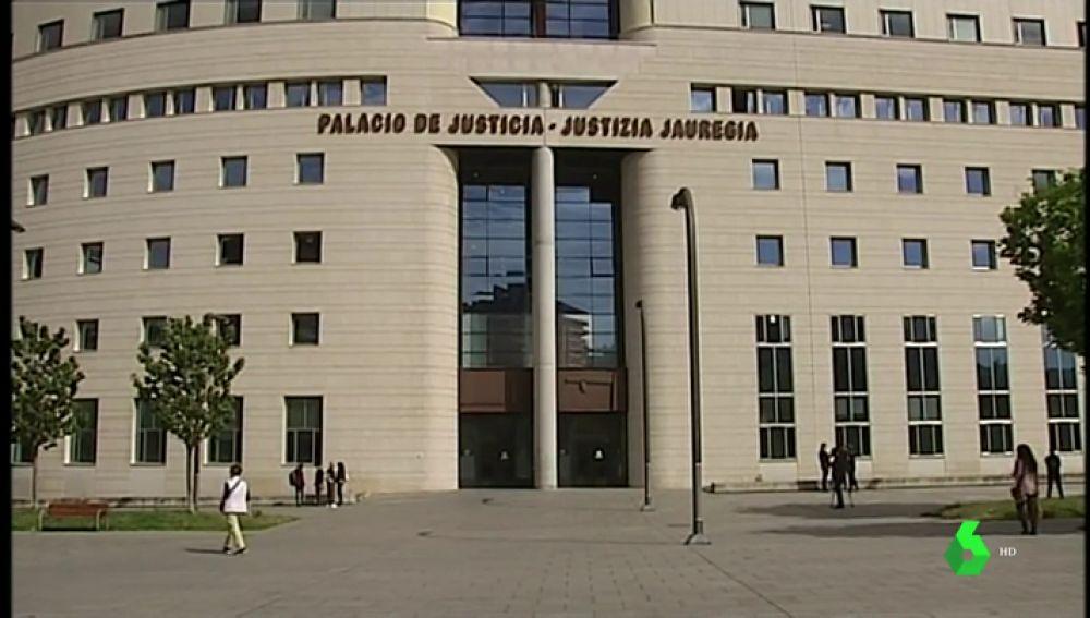 Palacio de Justicia de Pamplona