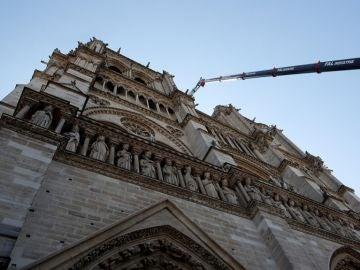 Imagen de la catedral de Notre-Dame