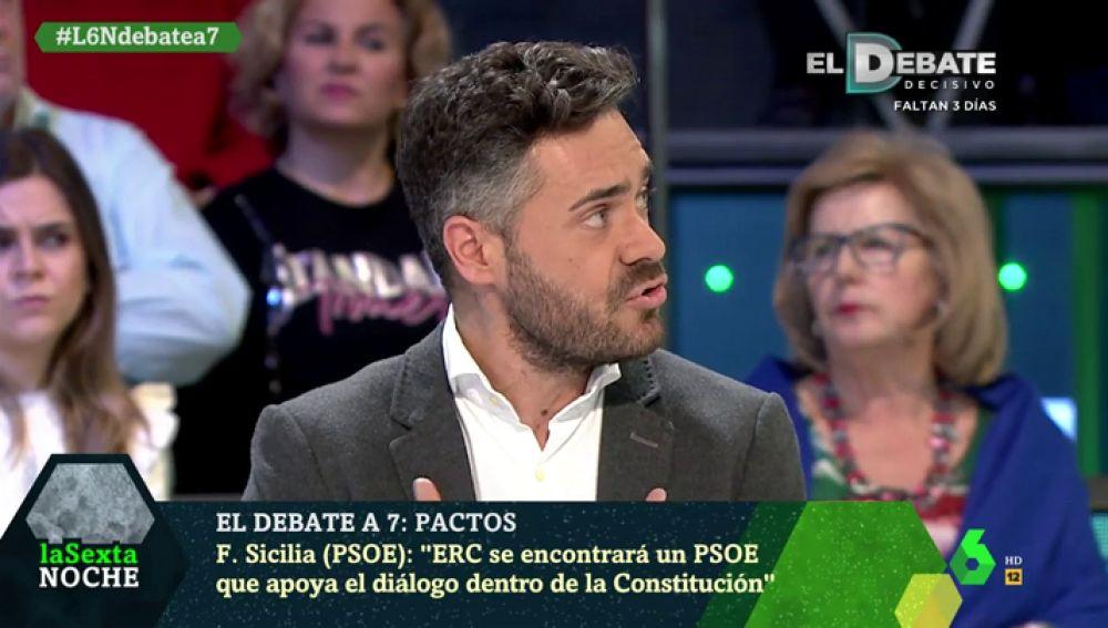 Felipe Sicilia, en laSexta Noche