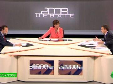 Estos son los otros debates históricos de Atresmedia que preceden al Debate Decisivo del 23A
