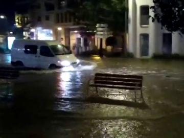 Imágenes de las inundaciones en Dénia, Alicante