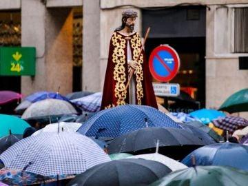 La procesión de Jesús Cautivo en Oviedo