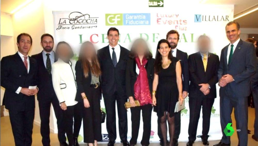 El vicepresidente de Vox que amenaza con cerrar laSexta tiene vínculos con la Fundación Franco y fue inhabilitado como administrador de empresas