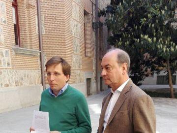 El exedil del PP Fernando Martínez Vidal