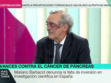 "Mariano Barbacid, bioquímico e investigador: ""Sin Ciencia España nunca será un país de primer orden"""