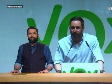Dani Mateo contesta a Vox
