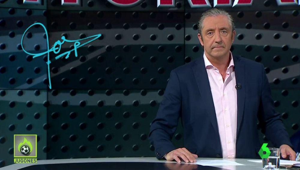"""Josep pedrerol: """"Ángel Haro tiene que decidir entre su afición o Setién"""""""