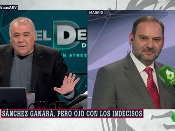 """José Luis Ábalos, sobre """"la campaña de la derecha"""": """"Cuestionan los derechos de las mujeres, como si fuera algo que no pueden superar"""""""