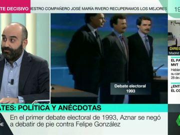 Recopilamos las anécdotas de los debates electorales en España
