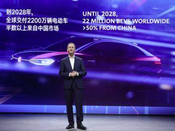Volkswagen en el Salón de Shanghái