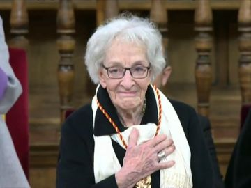 La poetisa uruguaya Ida Vitale recibe el Premio Cervantes 2018 a los 95 años