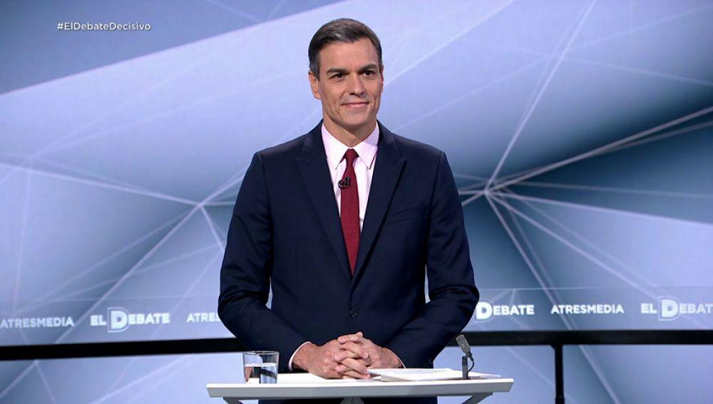 """Pedro Sánchez responde sobre si pactará con Ciudadanos: """""""