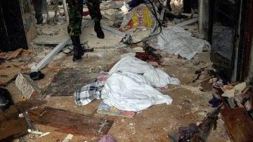 Ola de atentados en iglesias y hoteles de lujo en Sri Lanka