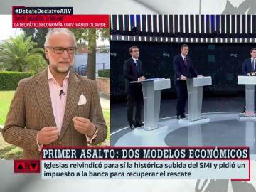 El economista José María Okean