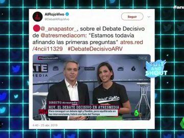 'Feminist fighter', la camiseta feminista de Ana Pastor que enamora a las redes sociales