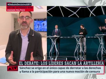 Antoni Gutiérrez-Runi analiza en Al Rojo Vivo
