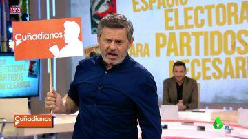 'Cuñadianos', 'Unidas Tapeamos' o 'No más Spoilers': estos son los partidos necesarios según Zapeando