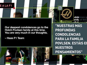 El atentado en Sri Lanka sacude a Haas: el patrocinador de la escudería ha perdido a tres de sus cuatro hijos
