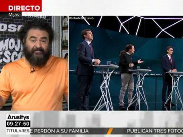 """El análisis de El Sevilla sobre el Debate Decisivo de Atresmedia: """"Todos los políticos fueron unos soberbios"""""""