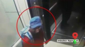 Nuevas imágenes muestran a los terroristas de Sri Lanka antes de inmolarse en un hotel