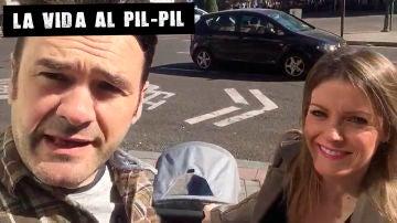 Iñaki López cuenta sus andanzas con carrito por Madrid