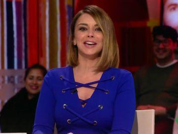 """Chenoa descubre quién está detrás del """"cambio de look"""" de Pablo Iglesias en el debate de Atresmedia"""
