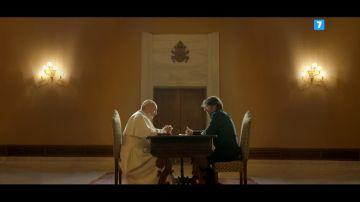 Jordi Évole entrevista al papa Francisco