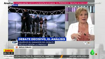 Celia Villalobos carga contra Albert Rivera