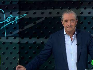 """Josep Pedrerol: """"Cuando a Simeone le digan que el Atleti ha fracasado, podrá responder... """"nosotros hemos fracasado pero el Madrid más"""""""