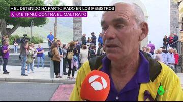 """La familia que está cuidando del niño que escapó del crimen de Tenerife: """"Vio a la madre sin dientes y con sangre, entonces huyó"""""""
