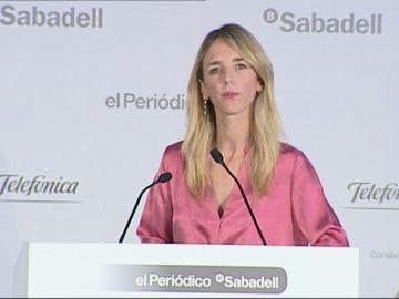 """Cayetana Álvarez de Toledo (PP): """"No hay una organización de machos que se dedique a matar a mujeres"""""""
