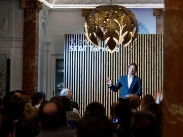 Víctor Küppers protagoniza la última edición de las Tardes Tarraco de SEAT en Madrid