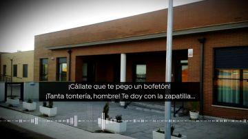 """Los duros audios que revelan malos tratos en una residencia de Zamora: """"¡Cállate que te pego un bofetón!"""""""