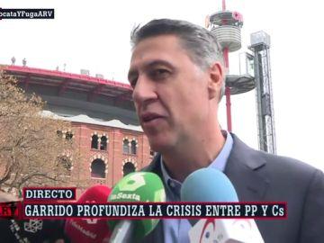 El expresidente del PP de Cataluña, Xavier García Albiol