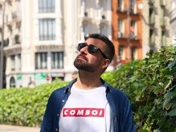 Pere Fuset, concejal de Compromís en el Ayuntamiento de Valencia