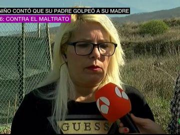 La vecina que encontró al niño del crimen de Tenerife