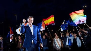 El candidato de Cs a la presidencia del Gobierno, Albert Rivera