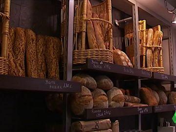 Imagen de archivo de panes