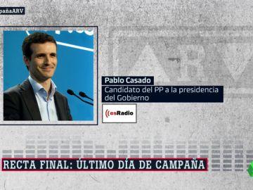 """Pablo Casado abre la puerta a que Vox pueda entrar en su Gobierno: """"Lo que tenemos que hacer es sumar"""""""