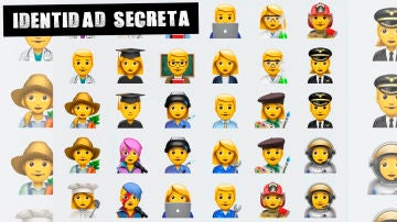 Emojis de profesiones