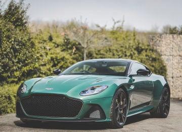 Aston Martin Lagonda DBS 59 Edition