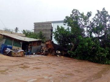 Mozambique vuelve a ser golpeado por un ciclón solo seis semanas después de que la tormenta tropical Idái dejara más de 700 muertos